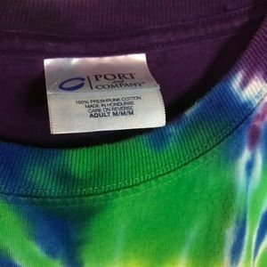 Tops - Rainbow The Y Tie Dye YMCA Shirt